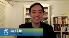 ASQ Chair Talks About WCQI Virtual Event